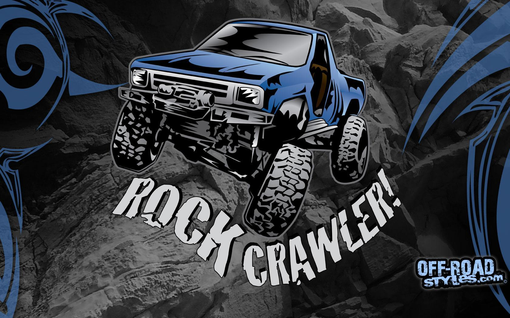 Rock Crawler Wallpaper : Free off road wallpapers styles